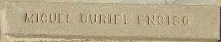 ENCISO, MIGUEL CURIEL - Maricopa County, Arizona | MIGUEL CURIEL ENCISO - Arizona Gravestone Photos