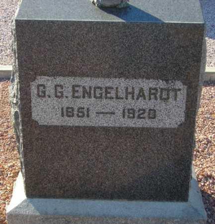 ENGELHARDT, G.G. - Maricopa County, Arizona | G.G. ENGELHARDT - Arizona Gravestone Photos