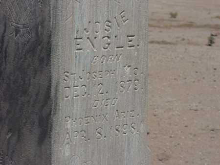 ENGLE, JOSIE - Maricopa County, Arizona   JOSIE ENGLE - Arizona Gravestone Photos