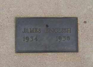 ENGLISH, JAMES LOUIS - Maricopa County, Arizona | JAMES LOUIS ENGLISH - Arizona Gravestone Photos