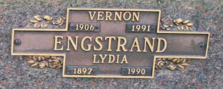 ENGSTRAND, LYDIA - Maricopa County, Arizona | LYDIA ENGSTRAND - Arizona Gravestone Photos