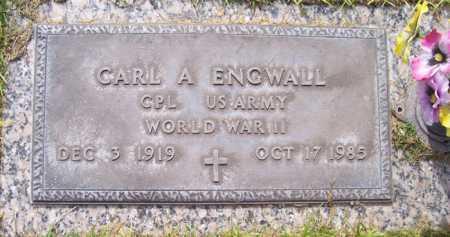ENGWALL, CARL A. - Maricopa County, Arizona | CARL A. ENGWALL - Arizona Gravestone Photos