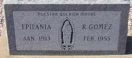 EPIFANIA, R. GOMEZ - Maricopa County, Arizona | R. GOMEZ EPIFANIA - Arizona Gravestone Photos