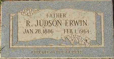 ERWIN, R. JUDSON - Maricopa County, Arizona | R. JUDSON ERWIN - Arizona Gravestone Photos