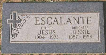 ESCALANTE, JESUS - Maricopa County, Arizona | JESUS ESCALANTE - Arizona Gravestone Photos
