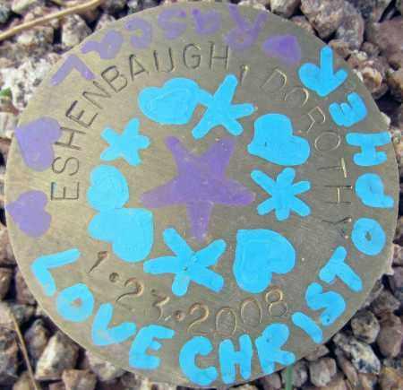 ESHENBAUGH, DOROTHY - Maricopa County, Arizona | DOROTHY ESHENBAUGH - Arizona Gravestone Photos