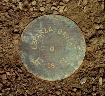 ESPARZA, DAVID - Maricopa County, Arizona | DAVID ESPARZA - Arizona Gravestone Photos