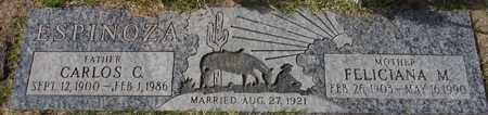 ESPINOZA, CARLOS C. - Maricopa County, Arizona   CARLOS C. ESPINOZA - Arizona Gravestone Photos