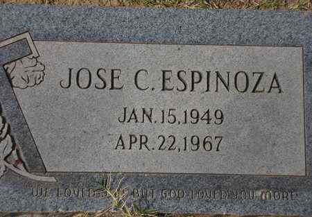ESPINOZA, JOSE C. - Maricopa County, Arizona | JOSE C. ESPINOZA - Arizona Gravestone Photos