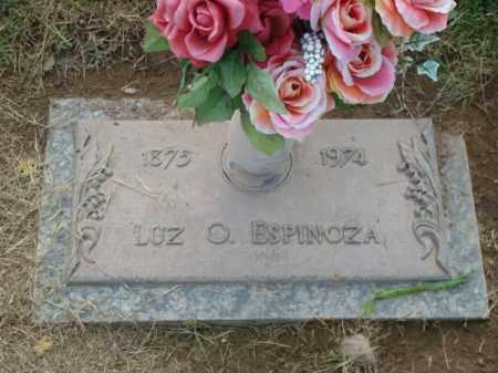 OSUNA ESPINOZA, LUZ - Maricopa County, Arizona | LUZ OSUNA ESPINOZA - Arizona Gravestone Photos