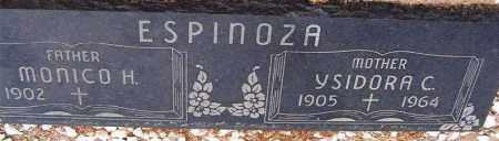 ESPINOZA, YSIDORA C. - Maricopa County, Arizona | YSIDORA C. ESPINOZA - Arizona Gravestone Photos