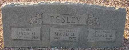 ESSLEY, MAUD M. - Maricopa County, Arizona | MAUD M. ESSLEY - Arizona Gravestone Photos