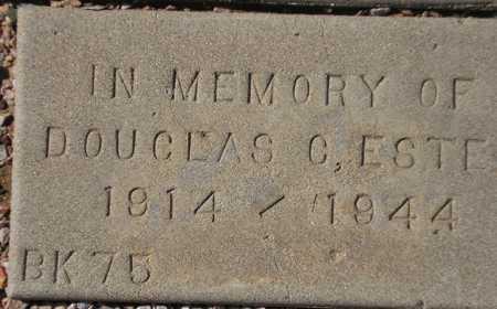 ESTES, DOUGLAS C. - Maricopa County, Arizona | DOUGLAS C. ESTES - Arizona Gravestone Photos