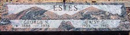 ESTES, GEORGE NORMAN - Maricopa County, Arizona | GEORGE NORMAN ESTES - Arizona Gravestone Photos