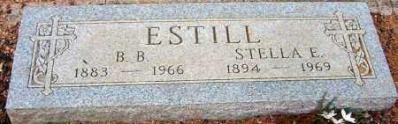 ESTILL, STELLA E. - Maricopa County, Arizona | STELLA E. ESTILL - Arizona Gravestone Photos