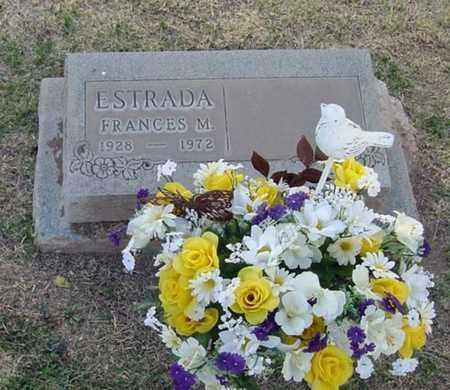 ESTRADA, FRANCES M. - Maricopa County, Arizona | FRANCES M. ESTRADA - Arizona Gravestone Photos