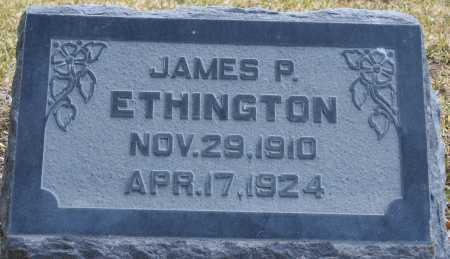 ETHINGTON, JAMES PRICE - Maricopa County, Arizona | JAMES PRICE ETHINGTON - Arizona Gravestone Photos