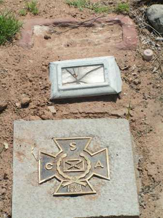 EVANS, GREEN F - Maricopa County, Arizona   GREEN F EVANS - Arizona Gravestone Photos