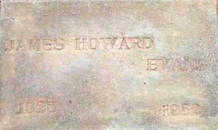 EVANS, JAMES HOWARD (JIM) - Maricopa County, Arizona | JAMES HOWARD (JIM) EVANS - Arizona Gravestone Photos