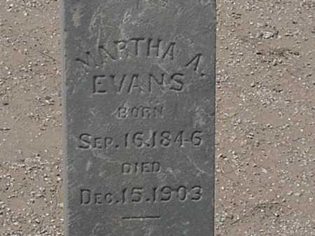 TANNEHILL EVANS, MARTHA A - Maricopa County, Arizona | MARTHA A TANNEHILL EVANS - Arizona Gravestone Photos