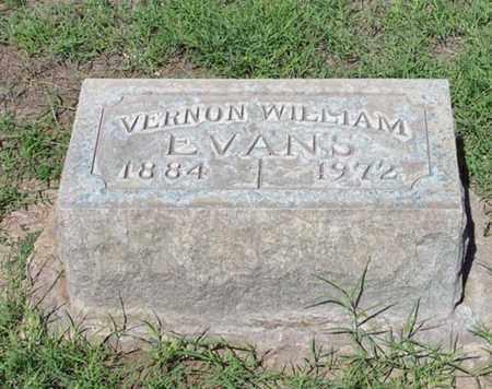 EVANS, VERNON WILLIAM - Maricopa County, Arizona | VERNON WILLIAM EVANS - Arizona Gravestone Photos