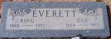 EVERETT, CALVIN KING - Maricopa County, Arizona | CALVIN KING EVERETT - Arizona Gravestone Photos