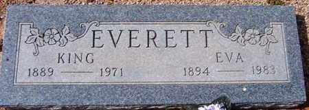 EVERETT, EVA - Maricopa County, Arizona | EVA EVERETT - Arizona Gravestone Photos