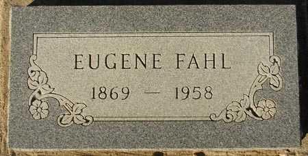 FAHL, EUGENE - Maricopa County, Arizona | EUGENE FAHL - Arizona Gravestone Photos