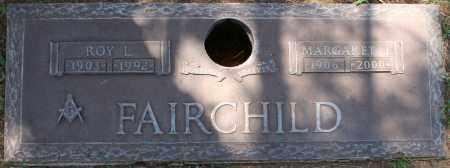 FAIRCHILD, ROY L. - Maricopa County, Arizona | ROY L. FAIRCHILD - Arizona Gravestone Photos