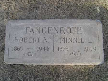 FANGENROTH, ROBERT - Maricopa County, Arizona | ROBERT FANGENROTH - Arizona Gravestone Photos