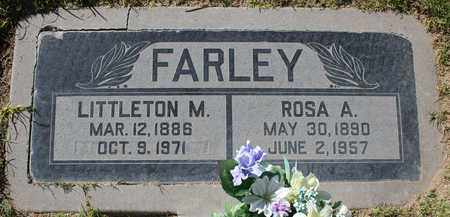 DAILY FARLEY, ROSA ALMA - Maricopa County, Arizona | ROSA ALMA DAILY FARLEY - Arizona Gravestone Photos