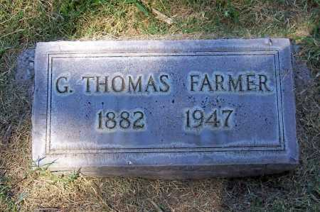 FARMER, G. THOMAS - Maricopa County, Arizona | G. THOMAS FARMER - Arizona Gravestone Photos