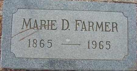 FARMER, MARIE - Maricopa County, Arizona   MARIE FARMER - Arizona Gravestone Photos