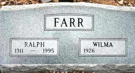 FREIDLE FARR, WILMA M. (BILLIE) - Maricopa County, Arizona | WILMA M. (BILLIE) FREIDLE FARR - Arizona Gravestone Photos
