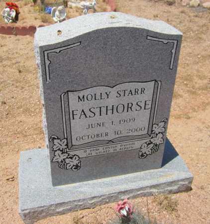 STARR FASTHORSE, MOLLY - Maricopa County, Arizona | MOLLY STARR FASTHORSE - Arizona Gravestone Photos