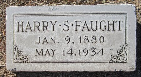 FAUGHT, HARRY S. - Maricopa County, Arizona | HARRY S. FAUGHT - Arizona Gravestone Photos
