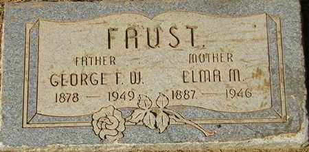 FAUST, ELMA M. - Maricopa County, Arizona | ELMA M. FAUST - Arizona Gravestone Photos