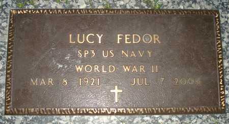FEDOR, LUCY - Maricopa County, Arizona   LUCY FEDOR - Arizona Gravestone Photos