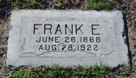FELCH, FRANK E. - Maricopa County, Arizona | FRANK E. FELCH - Arizona Gravestone Photos