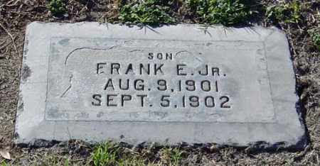 FELCH, FRANK E., JR. - Maricopa County, Arizona | FRANK E., JR. FELCH - Arizona Gravestone Photos