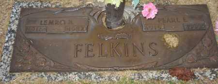 FELKINS, PEARL E. - Maricopa County, Arizona | PEARL E. FELKINS - Arizona Gravestone Photos