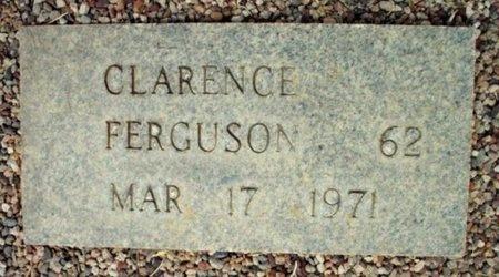 FERGUSON, CLARENCE - Maricopa County, Arizona | CLARENCE FERGUSON - Arizona Gravestone Photos
