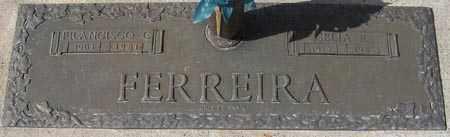 FERREIRA, CELIA H. - Maricopa County, Arizona | CELIA H. FERREIRA - Arizona Gravestone Photos