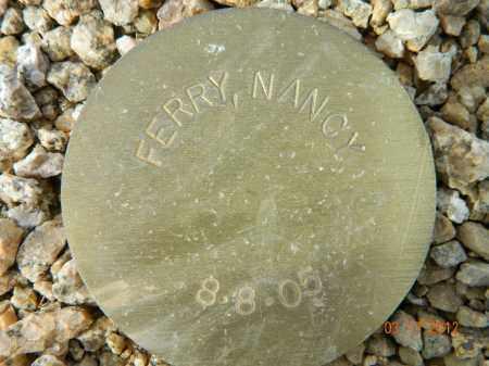 FERRY, NANCY - Maricopa County, Arizona | NANCY FERRY - Arizona Gravestone Photos
