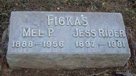 FICKAS, JESSICA - Maricopa County, Arizona | JESSICA FICKAS - Arizona Gravestone Photos