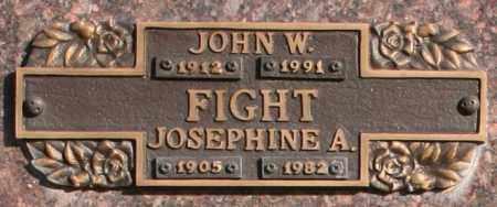 FIGHT, JOHN W - Maricopa County, Arizona | JOHN W FIGHT - Arizona Gravestone Photos