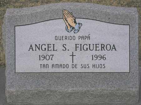 FIGUEROA, ANGEL S. - Maricopa County, Arizona | ANGEL S. FIGUEROA - Arizona Gravestone Photos