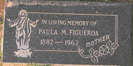 FIGUEROA, PAULA M. - Maricopa County, Arizona | PAULA M. FIGUEROA - Arizona Gravestone Photos