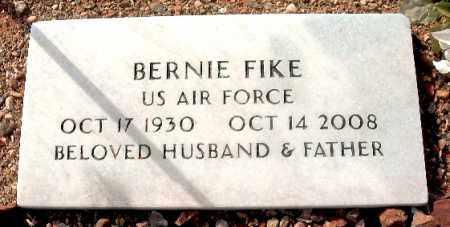 FIKE, BERNARD NORMAN - Maricopa County, Arizona | BERNARD NORMAN FIKE - Arizona Gravestone Photos