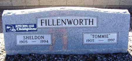FILLENWORTH, SHELDON - Maricopa County, Arizona | SHELDON FILLENWORTH - Arizona Gravestone Photos